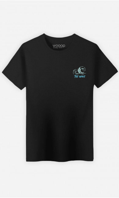 Man T-Shirt The Wave