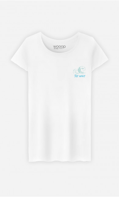 Woman T-Shirt The Wave