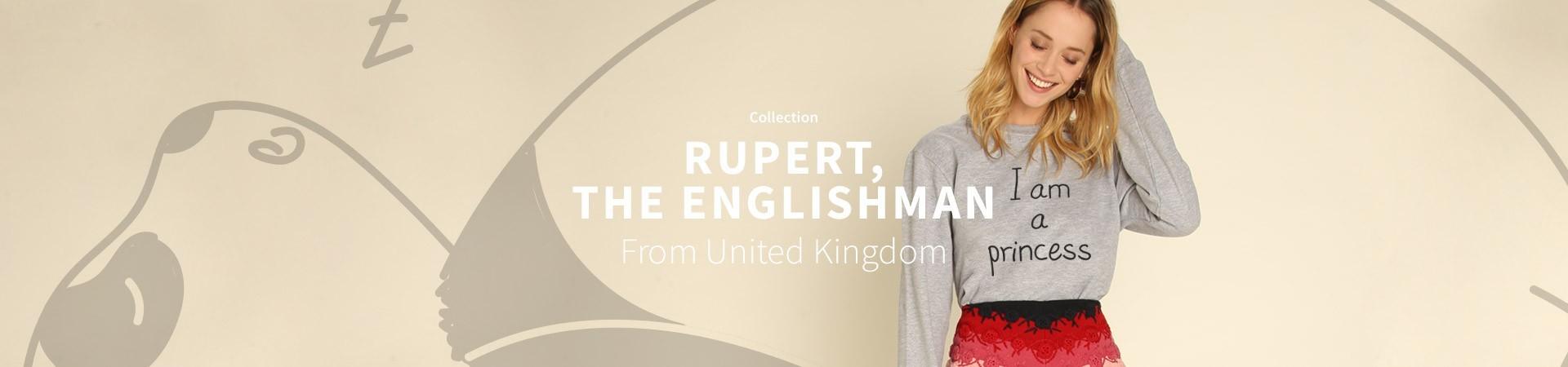 Rupert the Englishman