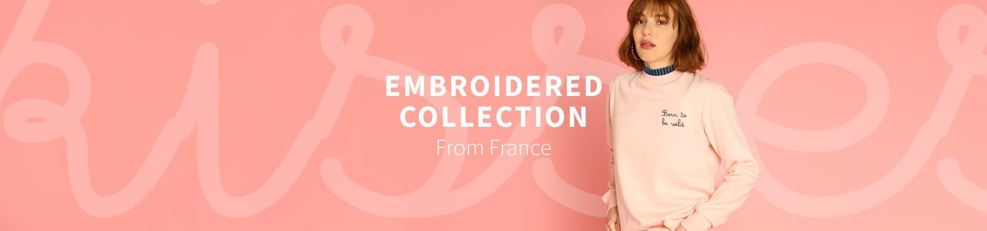 Embroidered Collection